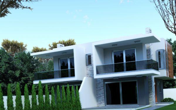 Mandalina Evleri 18-Çamlık 2 Projesi